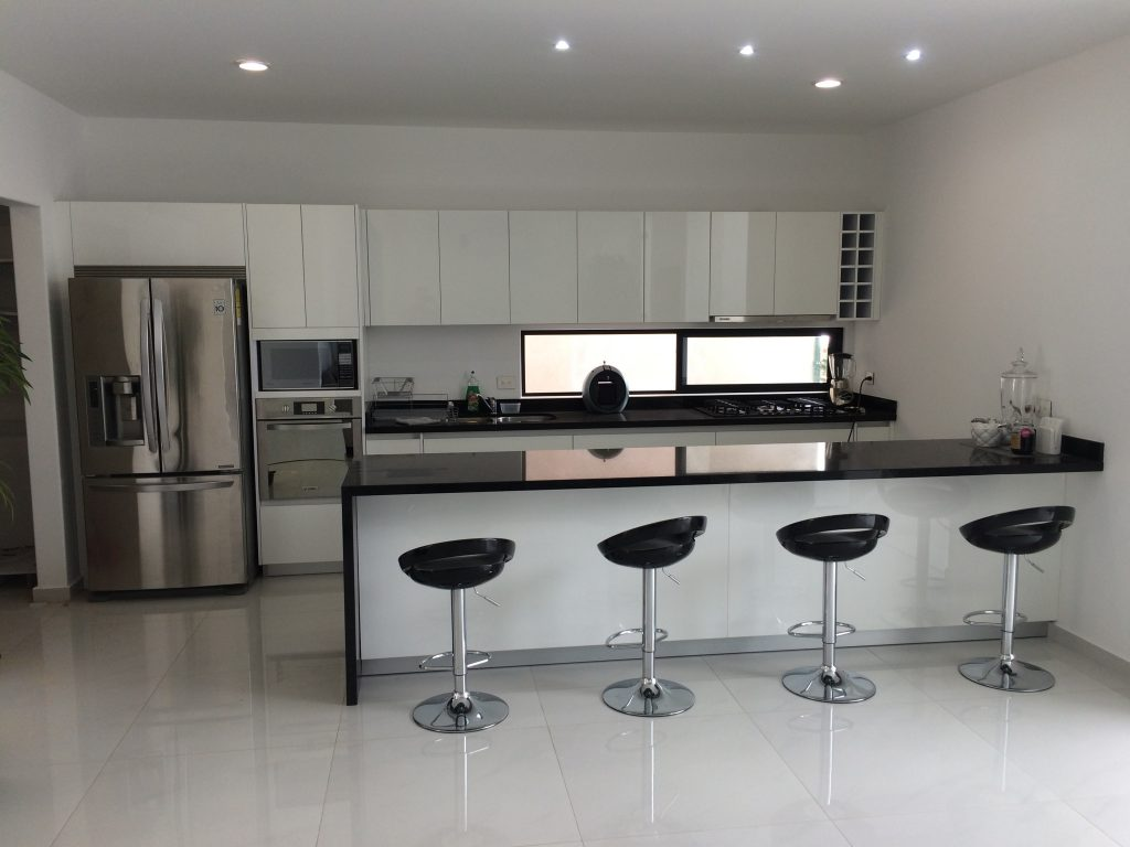 Zimerman - Integración Cocina – Comedor – Sala